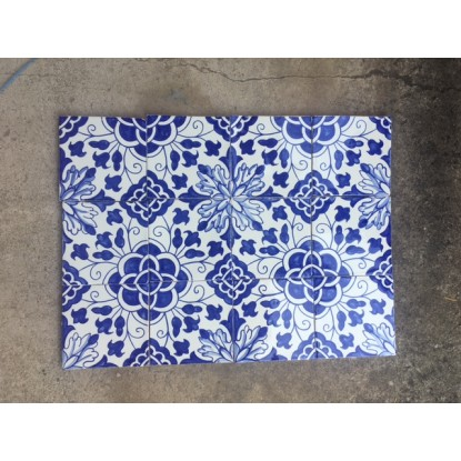 Handmade Tiles, Hand-Painted Decorative Tiles | Old World Tiles