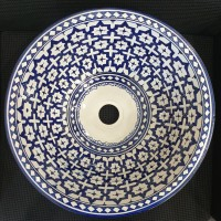 Moroccan Sink 5 (Recessed)