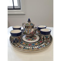 Traditional Moroccan Tea Set
