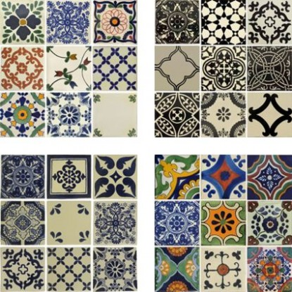 Our Mixed Sets Are Groupings Of Tiles That Work Together To Create Vibrant Patchwork Designs